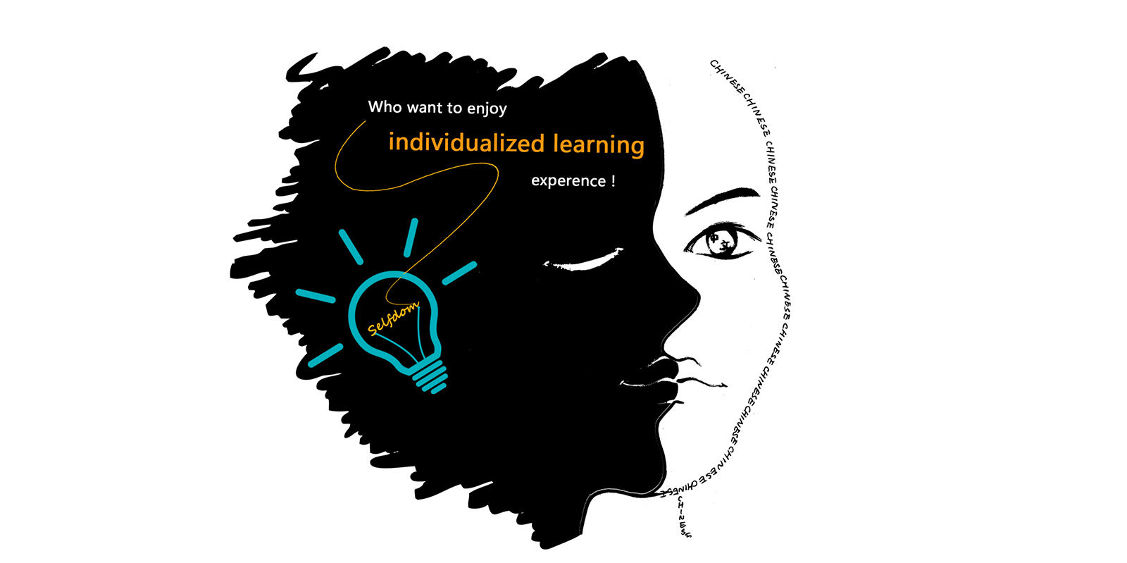 Who want to enjoy individualized learning experience.-小游瓶的画廊